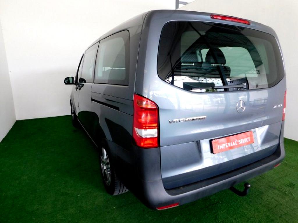 2015 Mercedes Vito 116 2.2