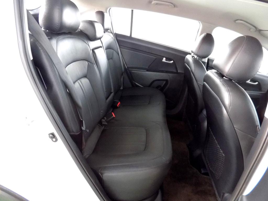 2014 SPORTAGE AWD 2.0D CRDI A/T