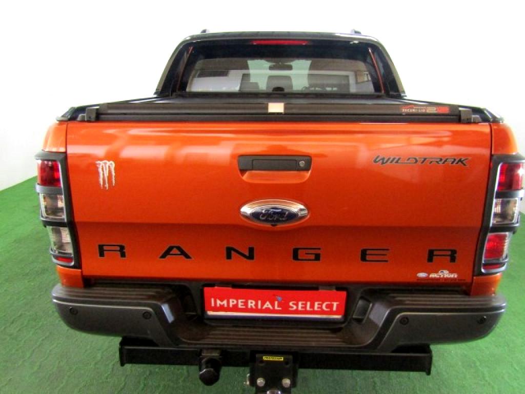 2015 FORD RANGER 3.2 TDCI WILDTRAK 4X4 A/T P/U D/C