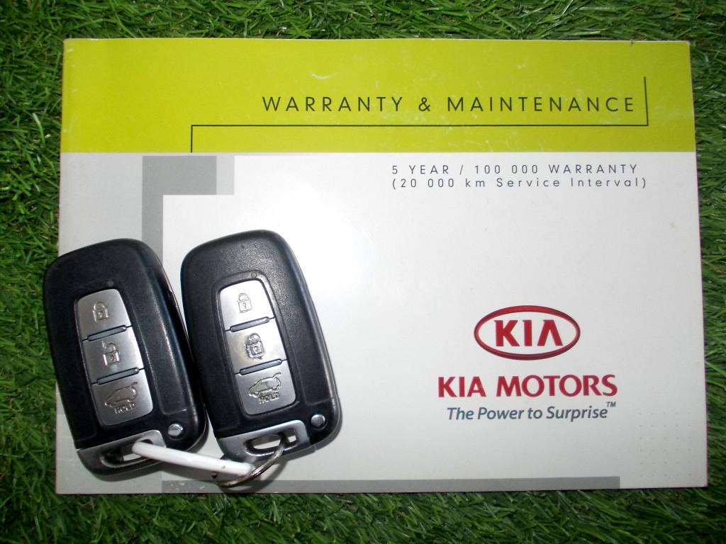 2010 KIA SPORTAGE 2.0 CRDi 4X4 AT