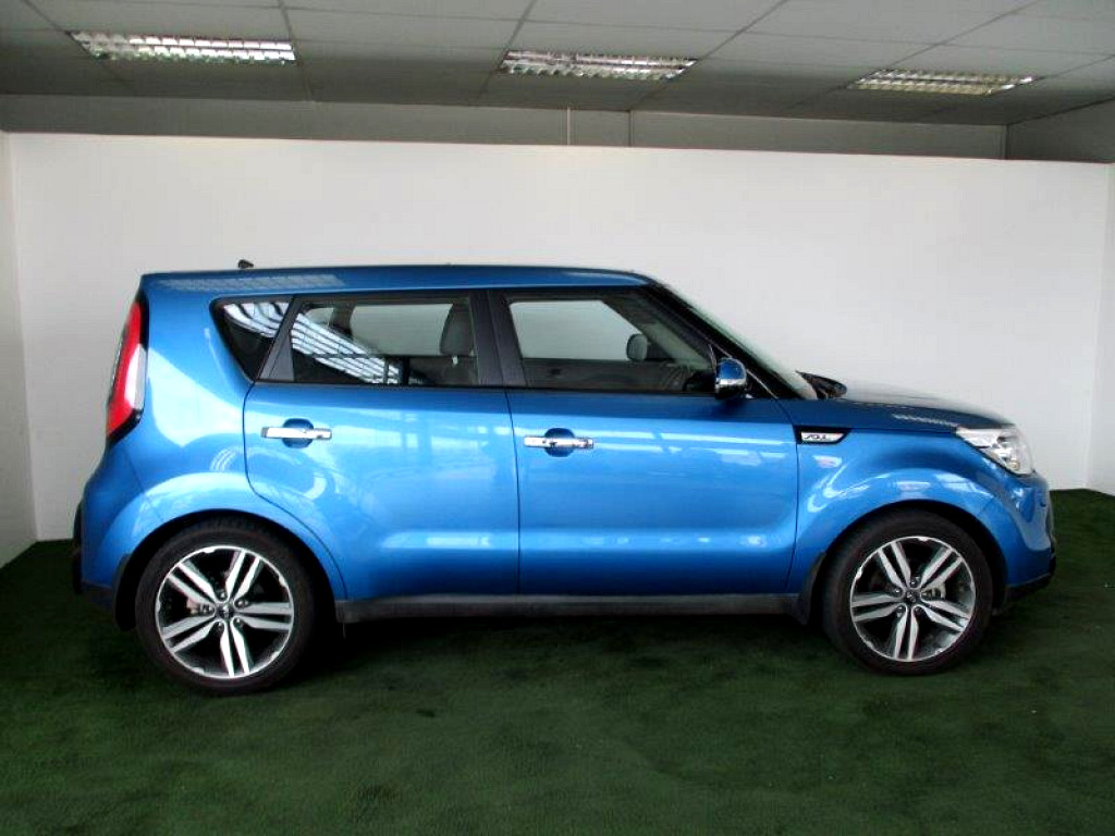 2016 KIA SOUL SOUL 2.0 SMART A/T PANORAMIC ROOF