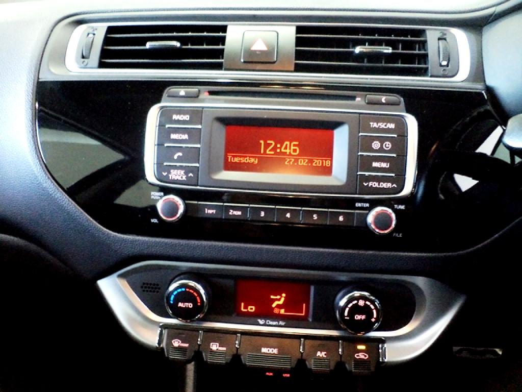 2015 RIO 1.4 AUTO HATCH TEC
