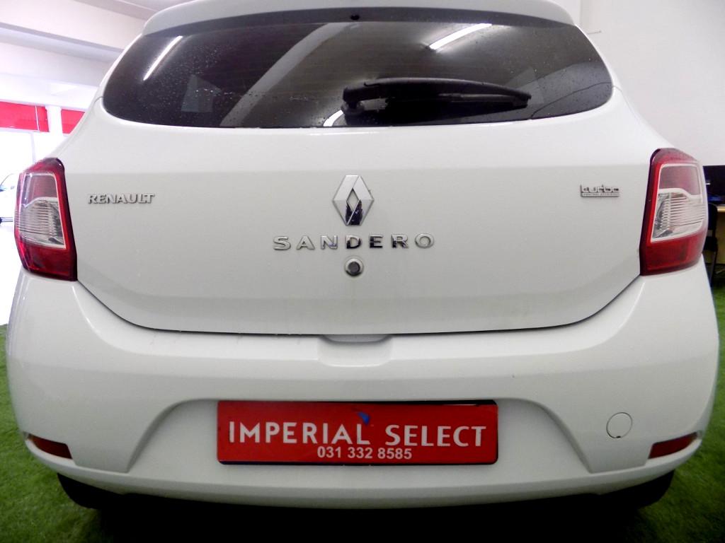 2016 Sandero Expression 900T 66kw