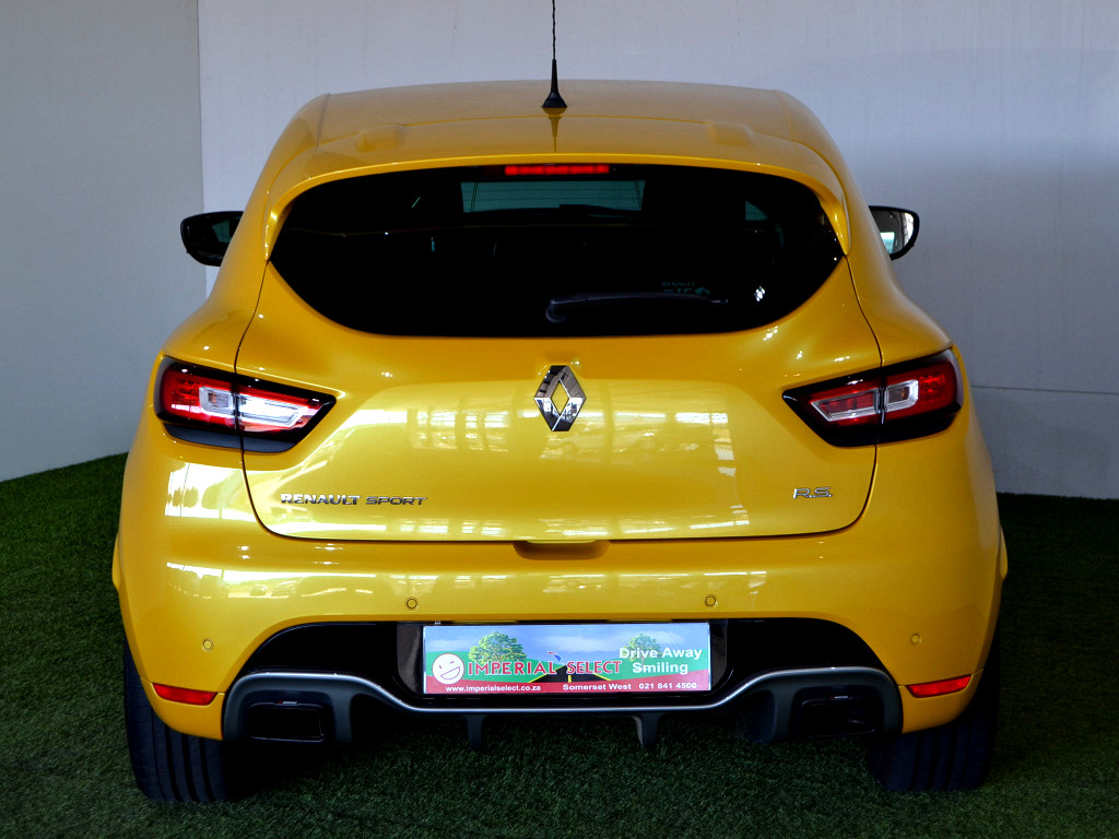 2017 Renault Clio PH2 RS220 EDC TROPHY