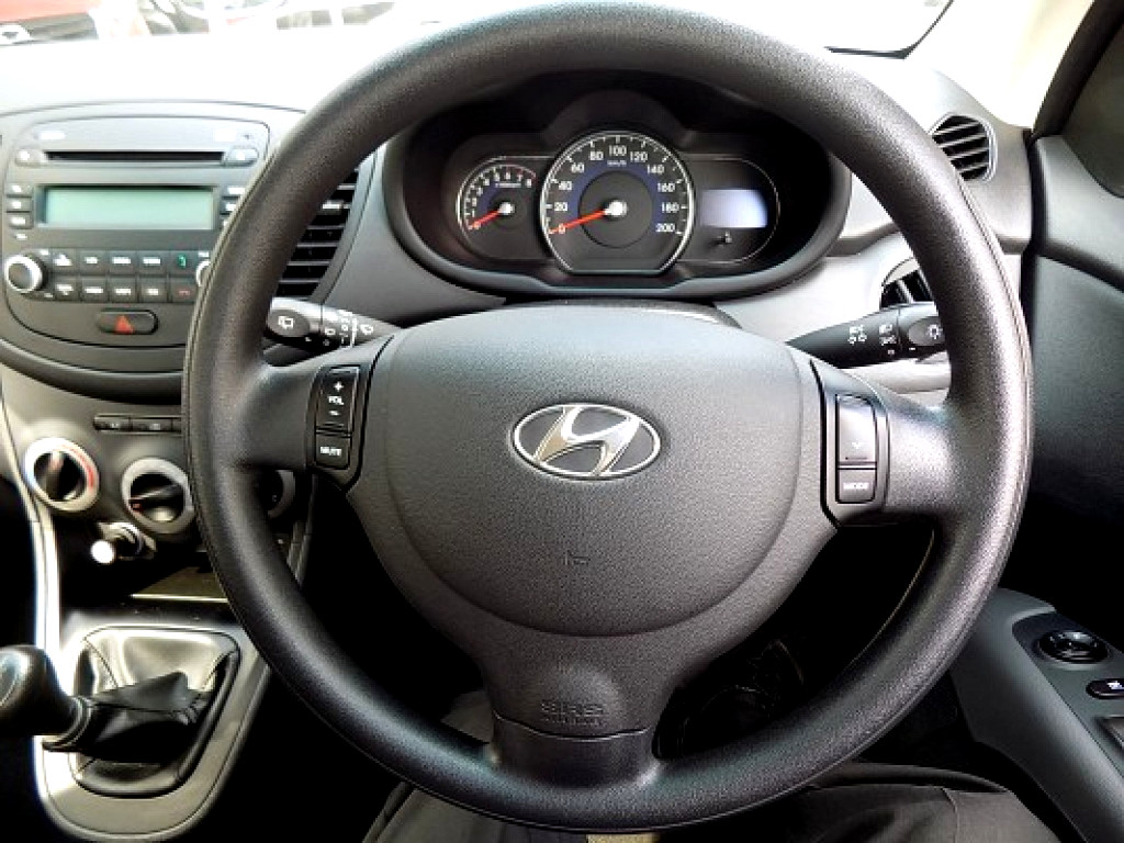 2016 Hyundai I10 1.1 Motion Manual