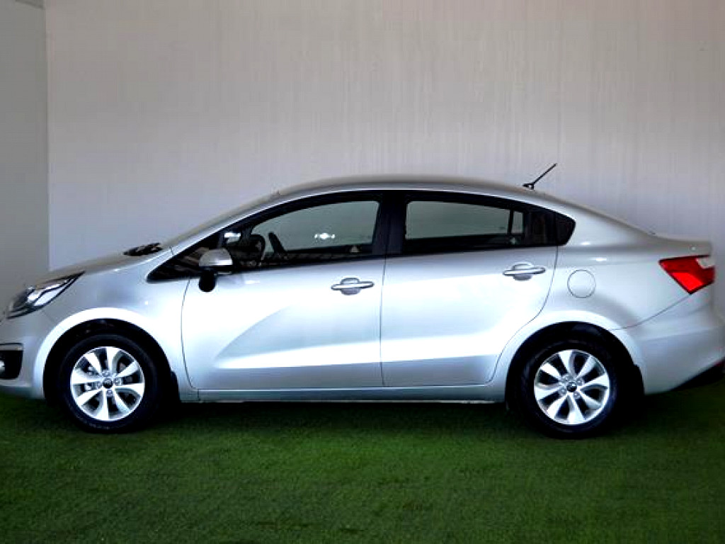 2016 KIA RIO SEDAN 1.4 AT