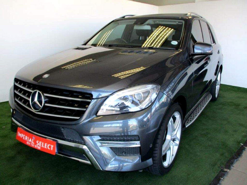2014 mercedes ml ml 350 bluetec 4matic at imperial select northcliff. Black Bedroom Furniture Sets. Home Design Ideas