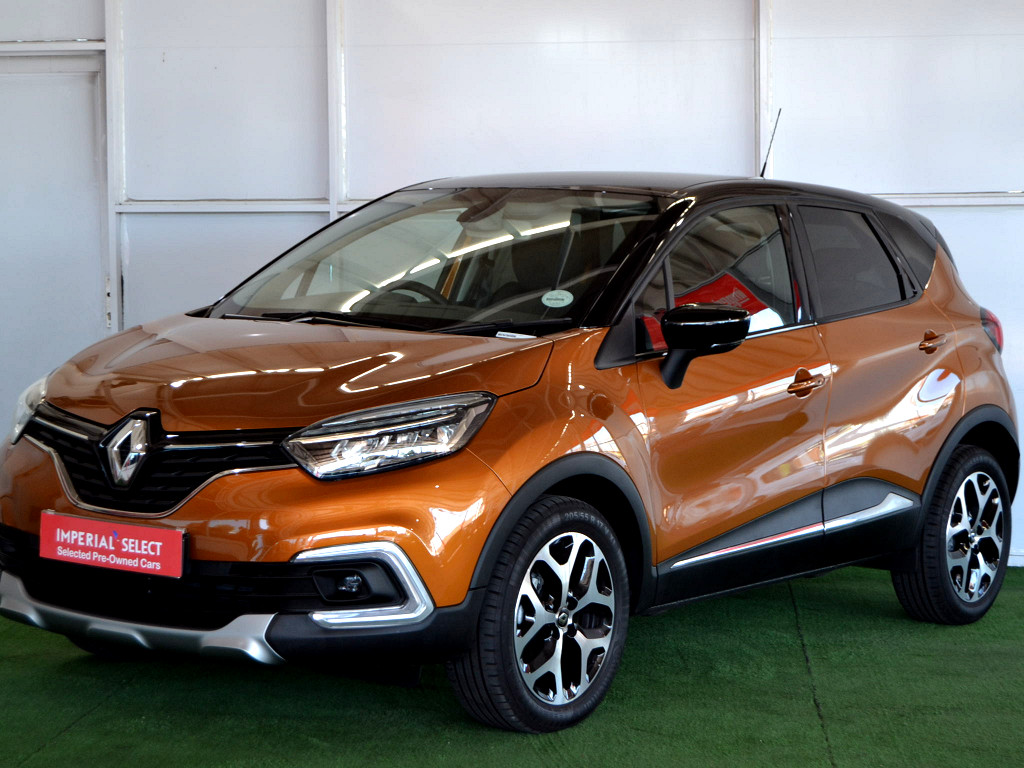 2018 renault captur 1 2 turbo edc dynamique at imperial select cape town. Black Bedroom Furniture Sets. Home Design Ideas