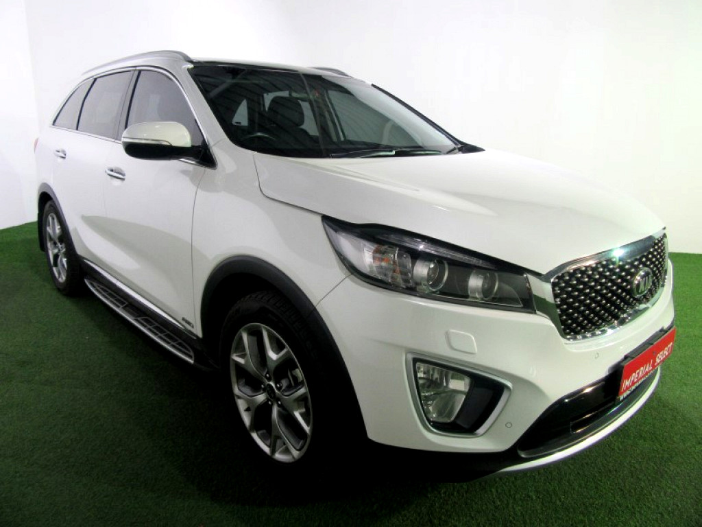2016 kia sorento 2 2 crdi 4x4 7 seater sx at at imperial. Black Bedroom Furniture Sets. Home Design Ideas
