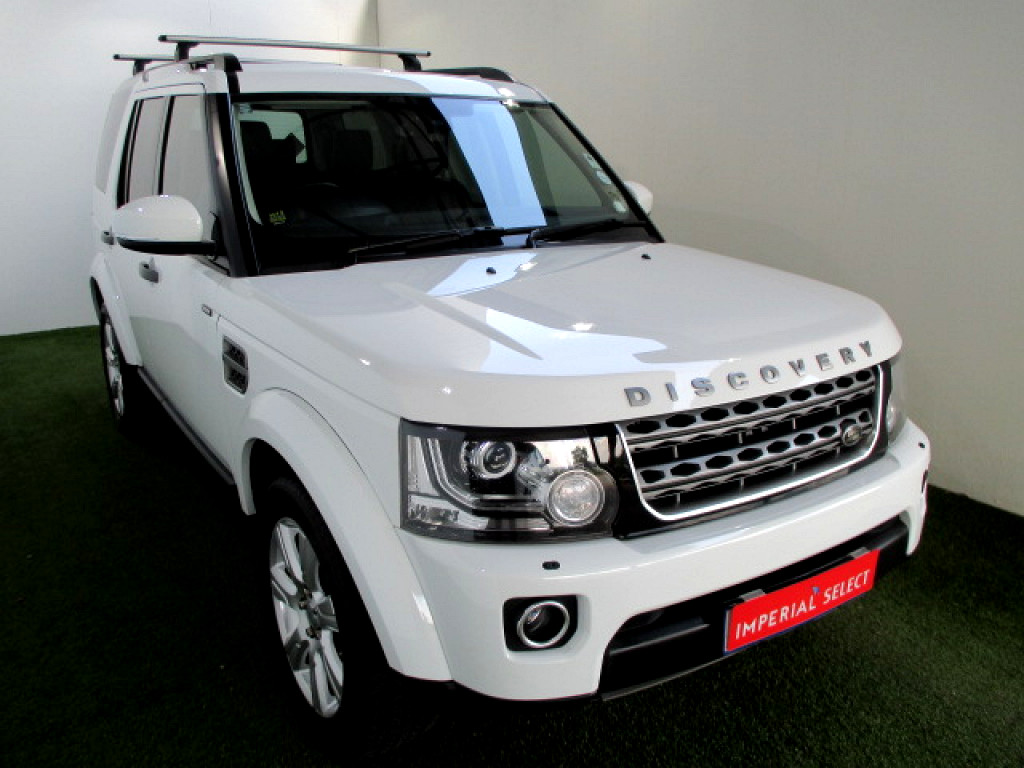 2015 LAND ROVER DISCOVERY 4 3.0 D SE