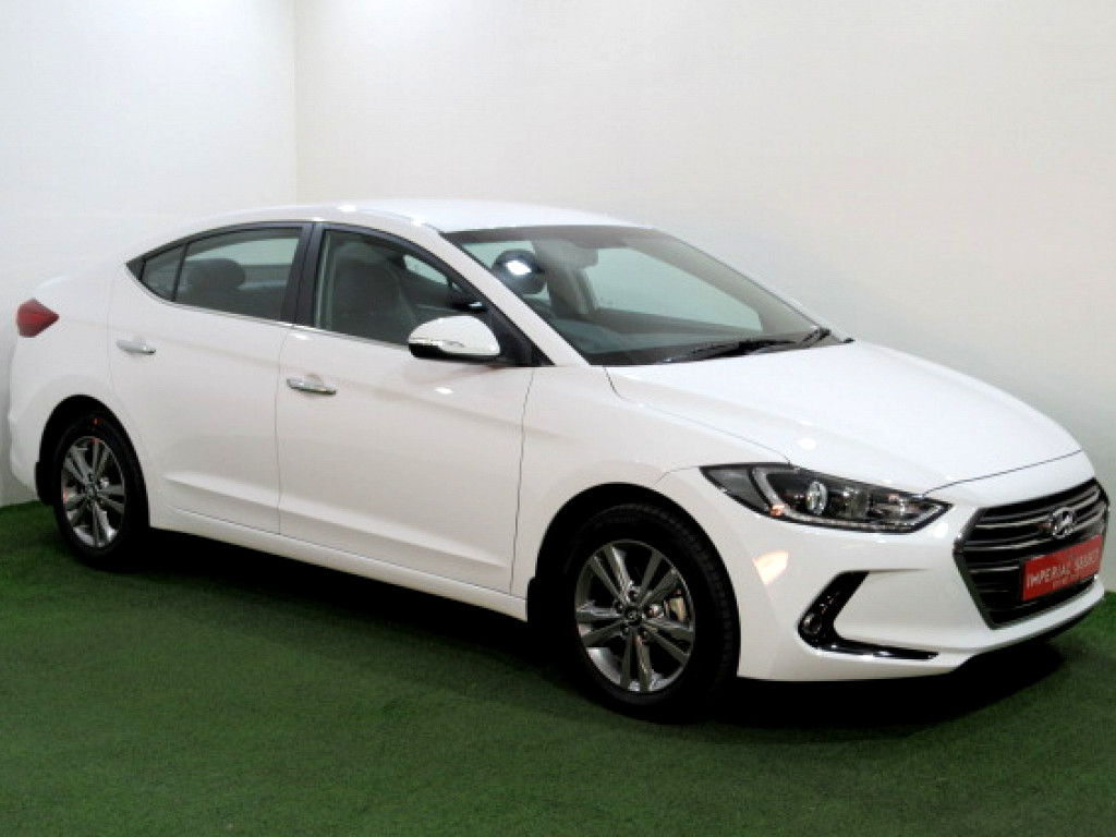 2018 Elantra 16 Executive At At Imperial Select Johannesburg South