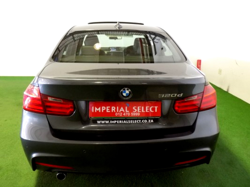 2015 Bmw 3 Series 320d M Sport Line Steptonic At Imperial