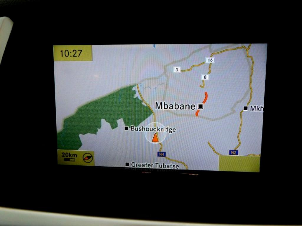 2012 Mercedes Benzl Ml 350 Bluetec At Imperial Select Nelspruit Mbombela