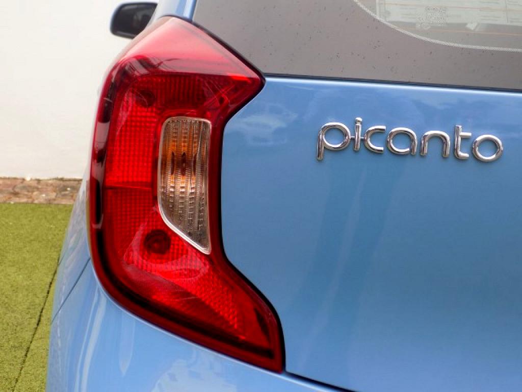 2018 Picanto 1.0 MT Street