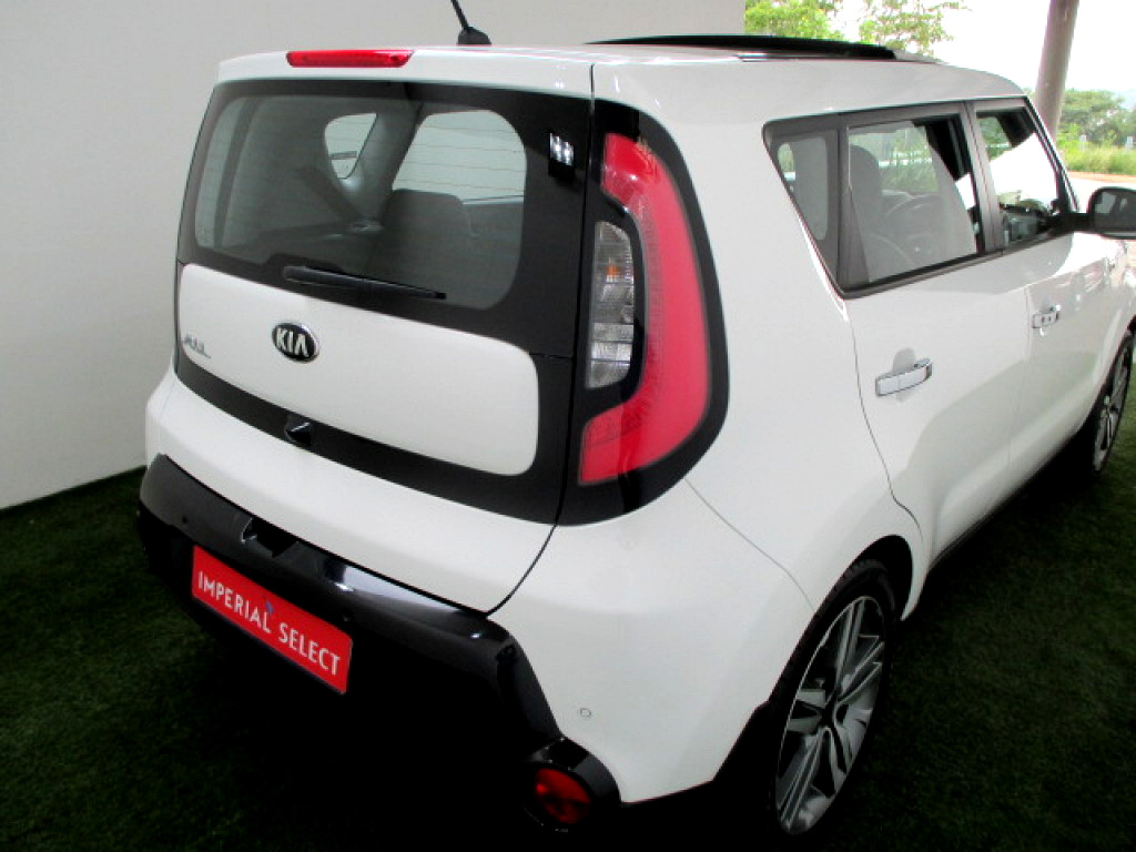 2016 Kia Soul 1 6 Crdi Smart Dct At Imperial Select West Rand