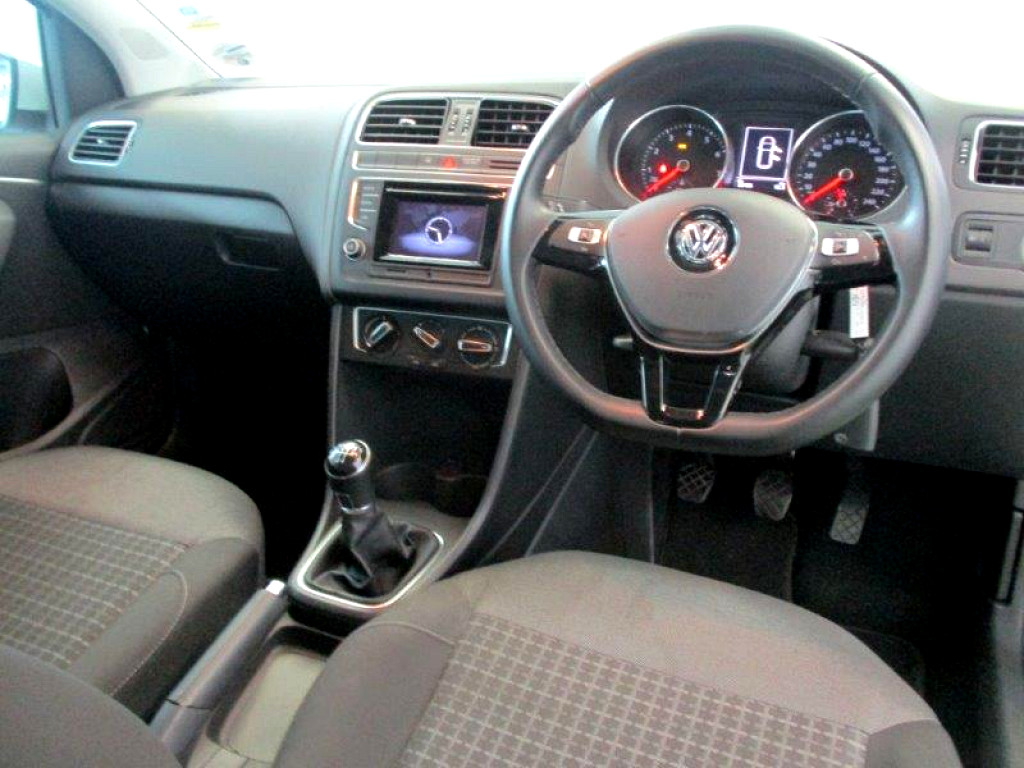 2016 Volkswagen Polo 1 2 Tsi Comfortline At Imperial