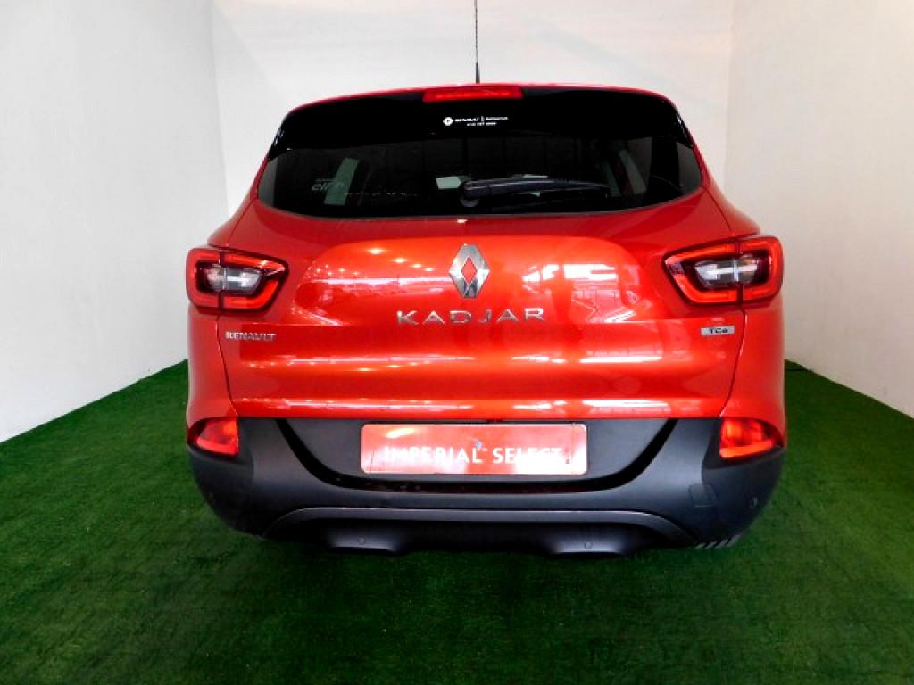 2018 Kadjar Dynamique 96kw Turbo At Imperial Select Nelspruit Mbombela