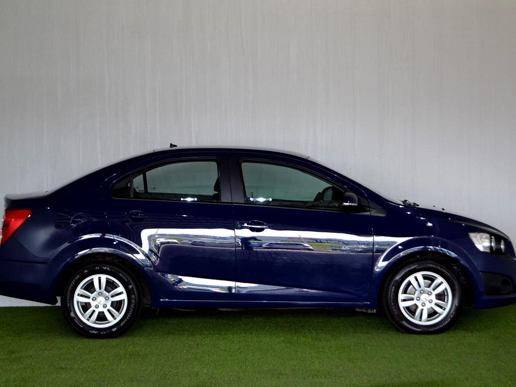 2013 Chevrolet Sonic 1.6 LS