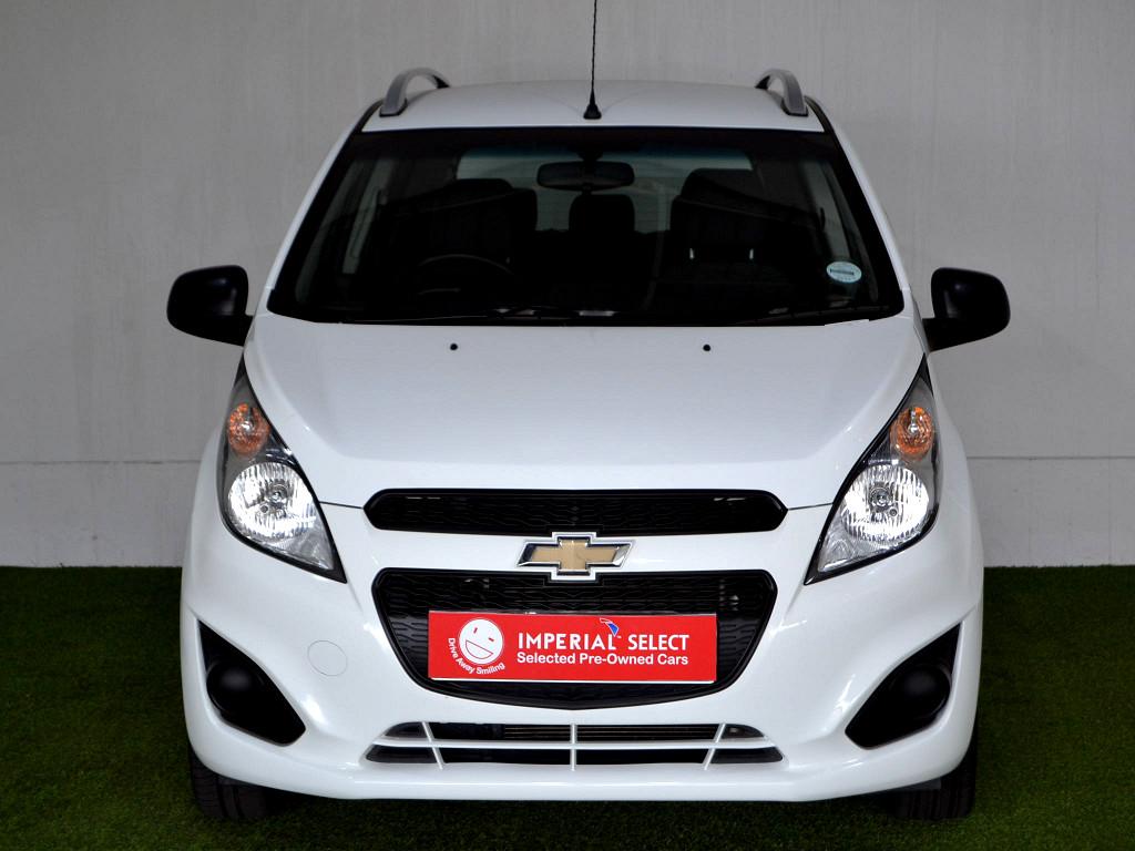 2017 Chevrolet Spark 1.2 L