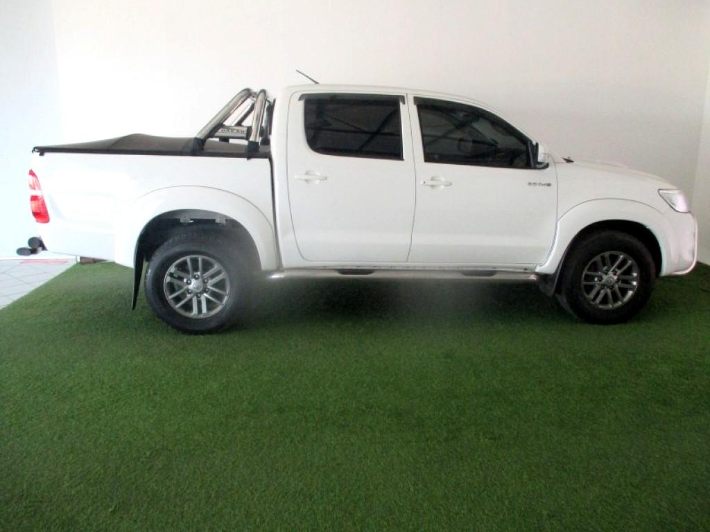 2014 Toyota Hilux 3 0 D 4d Raider 4x4 P U D C At Imperial