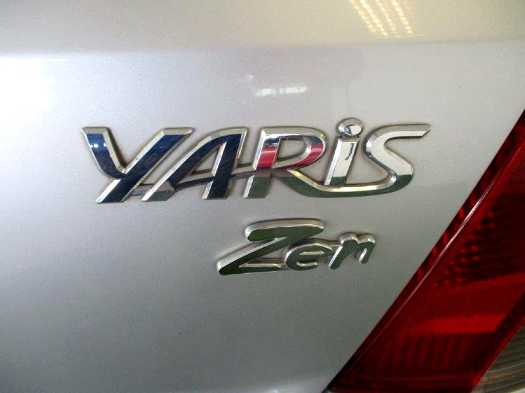 2011 TOYOTA YARIS ZEN3 AC 5 DR