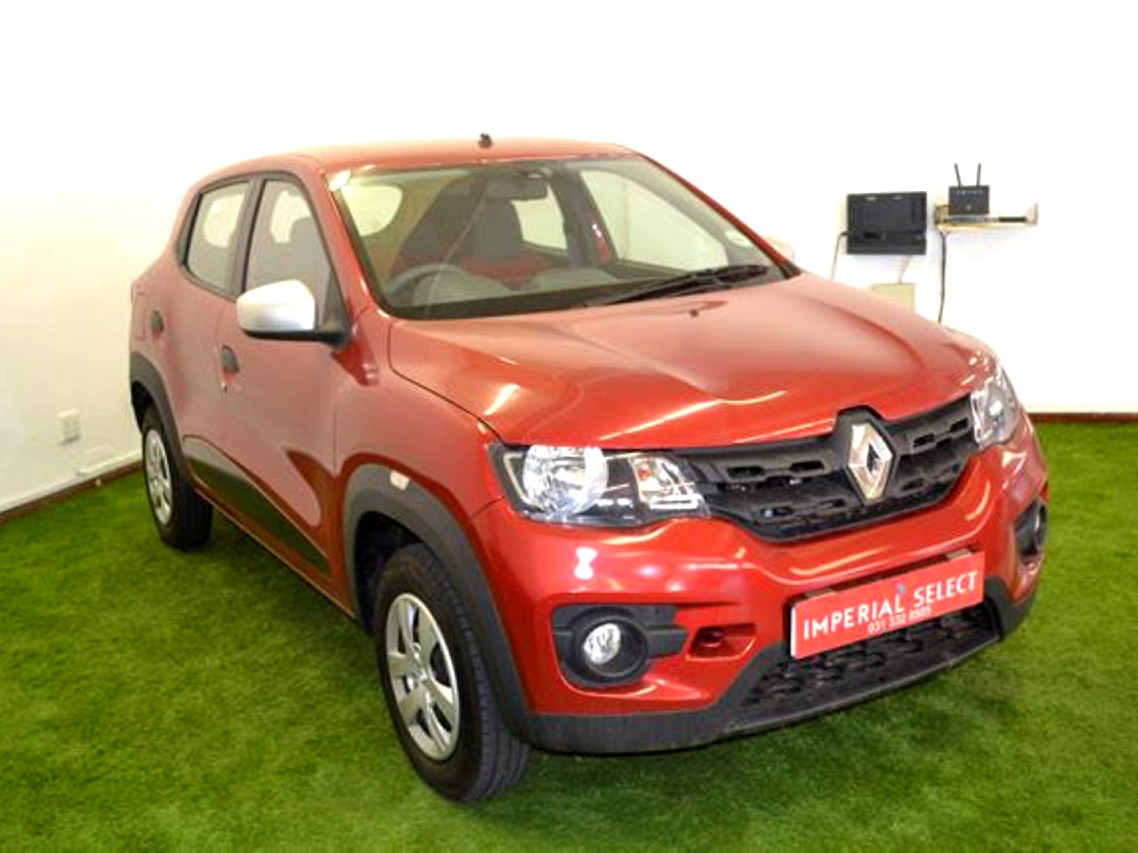 2018 KWID 1.0 EXPRESSION 5dr‑Qualify for R 150,000 Cash in Our Mofember Renault Special Competition