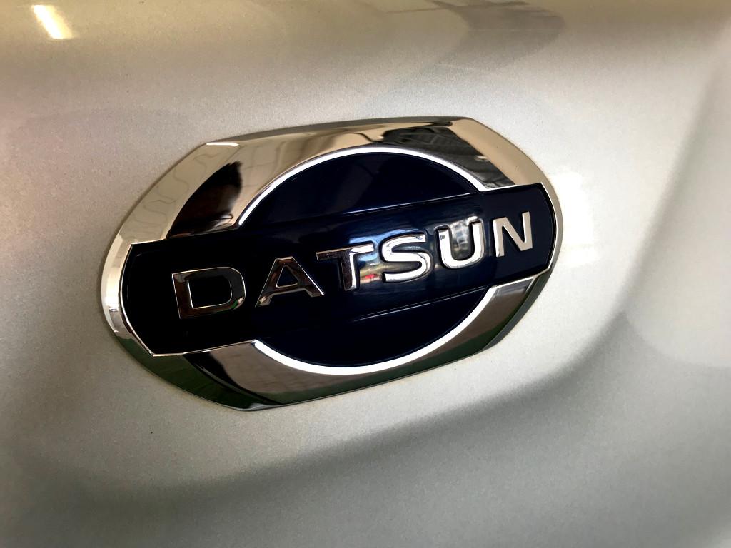2016 DATSUN GO HATCH