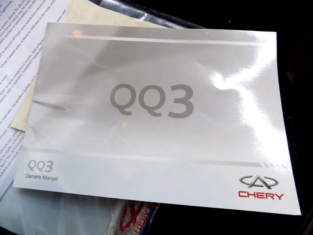 2015 CHERY QQ3 0.8 TX A/C