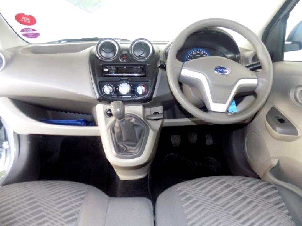 2016 Datsun Go Go 1.2 Lux (Ab)