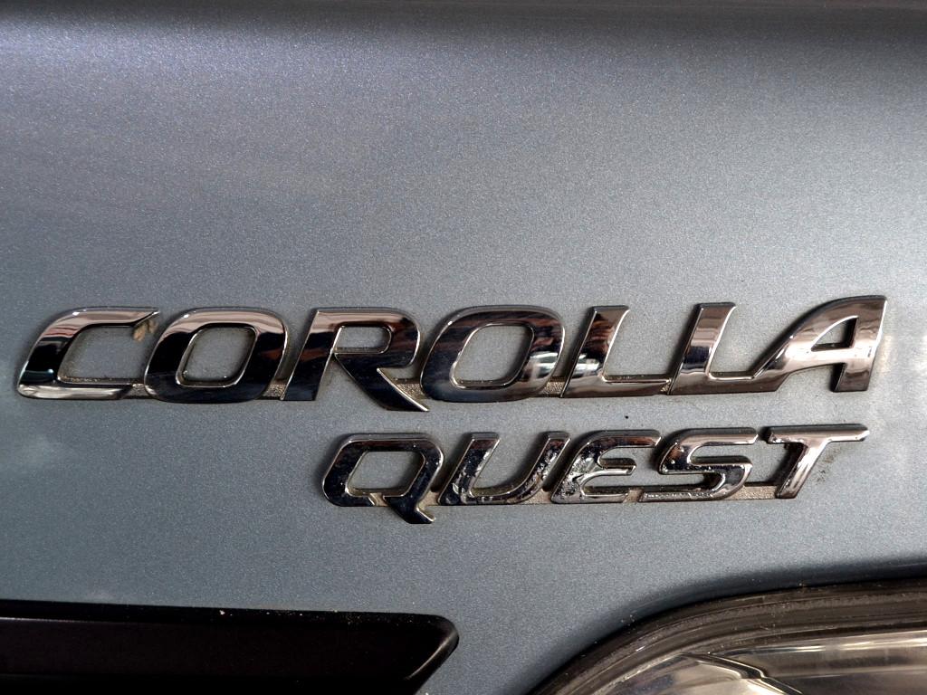 2015 TOYOTA COROLLA QUEST AUTO
