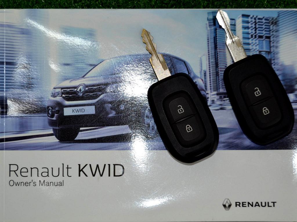 2018 KWID 50KW DYN AMT