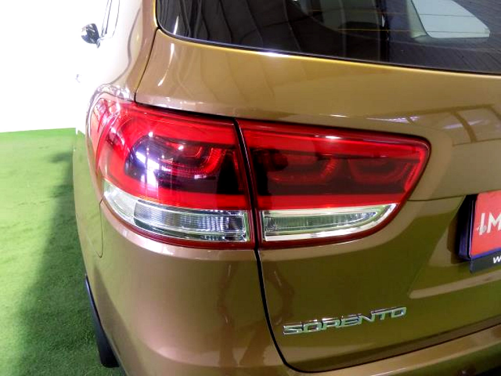 2016 SORENTO AWD 2.2 D AUTO‑7 SEAT