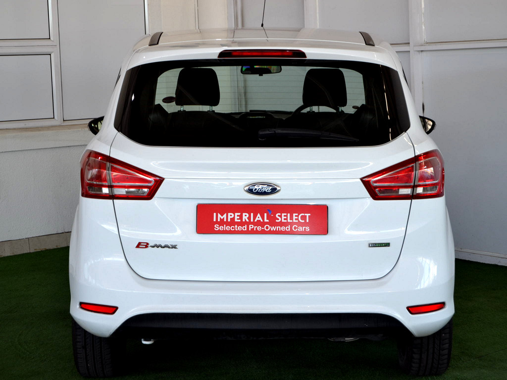 2016 FORD B‑MAX 1.0 ECOBOOST AMBIENTE