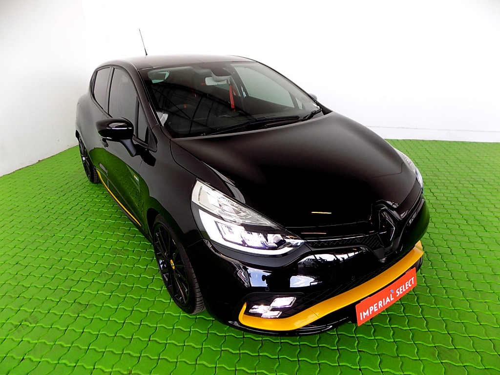 2018 renault clio iv rs 18 f1 edc at imperial select zambezi. Black Bedroom Furniture Sets. Home Design Ideas