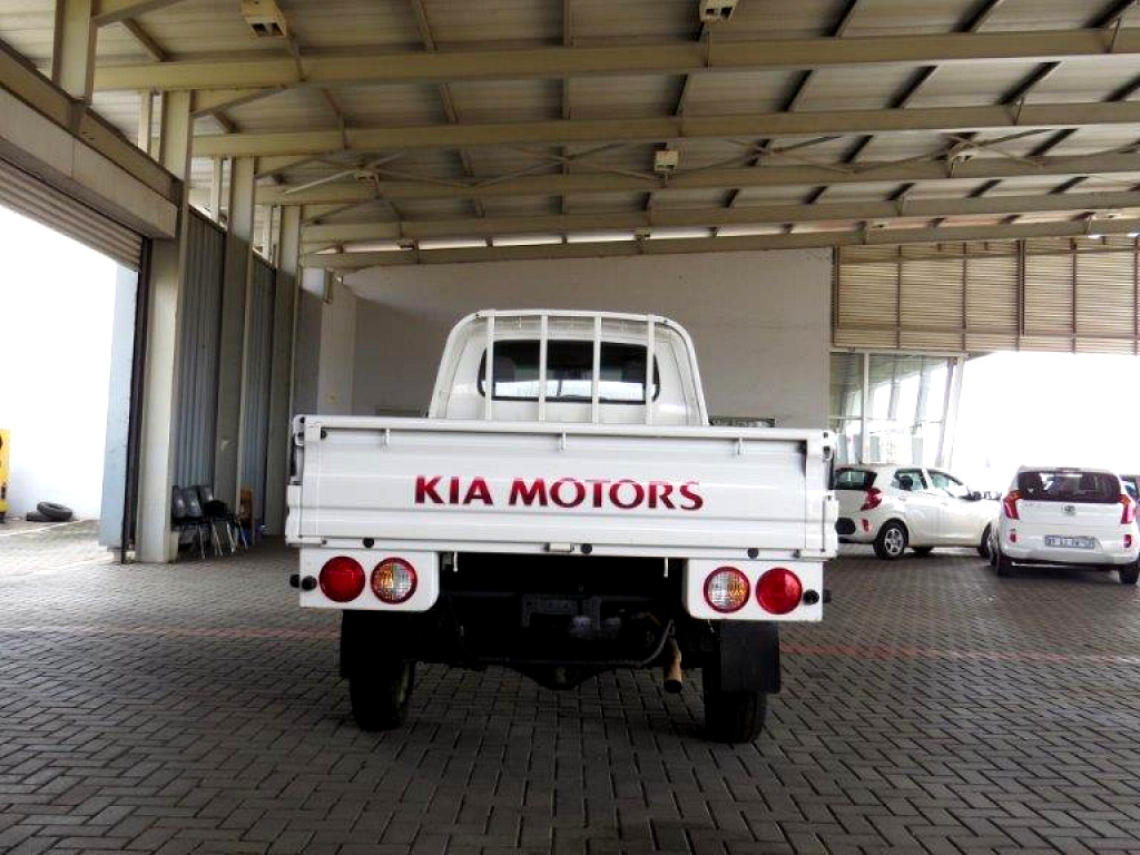 2015 KIA K2500 WORKHORSE DROPSIDE