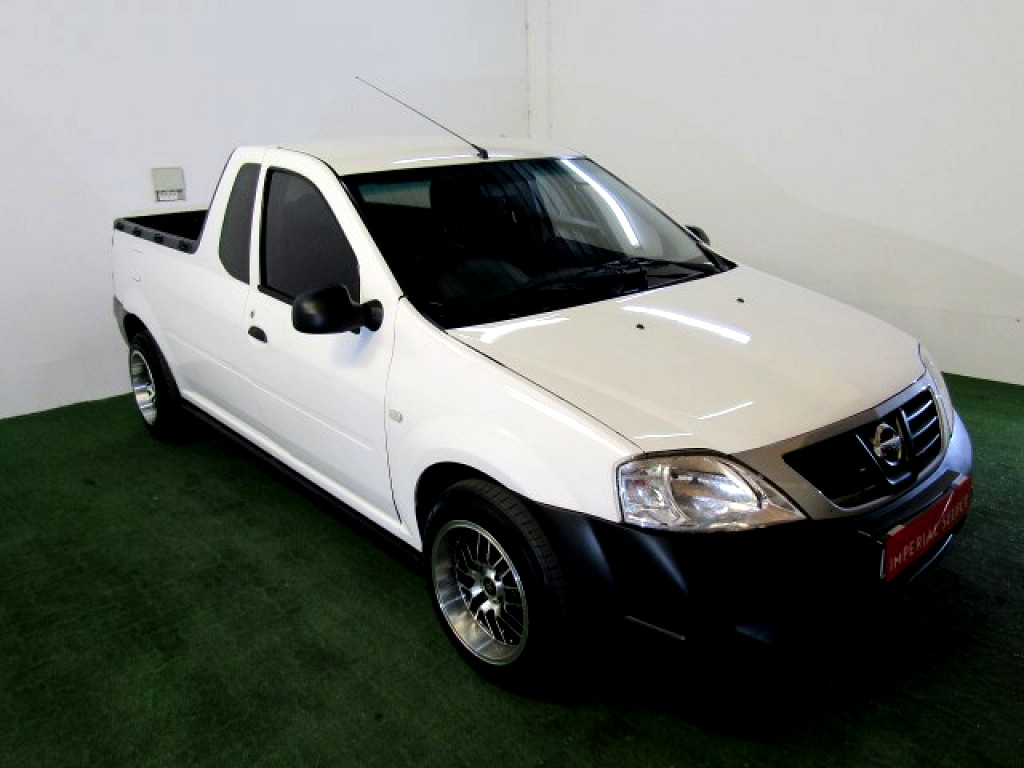 2016 NISSAN NP200 1.5 DCi SAFETY
