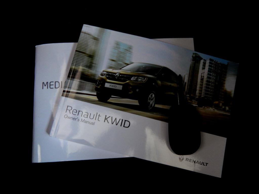 2018 KWID 47KW DYNAMIQUE 5DR