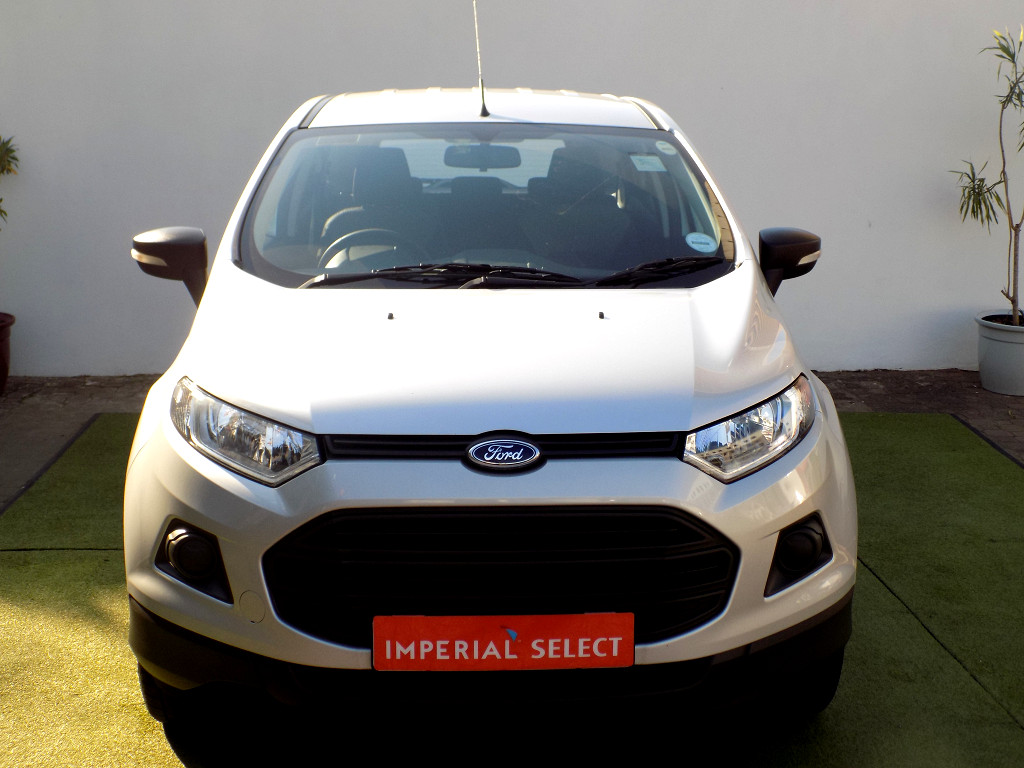 2017 Ford Ecosport 1.5T
