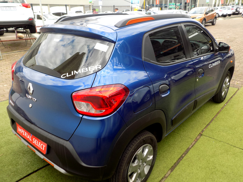 2018 Kwid 50kW Climber‑Qualify for R 150,000 in our Mofember Renault Special Competion
