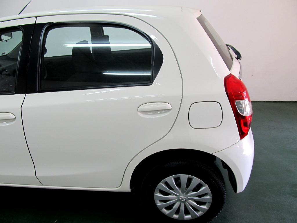 2016 Toyota Etios Etios 1.5 Xs/Sprint 5dr