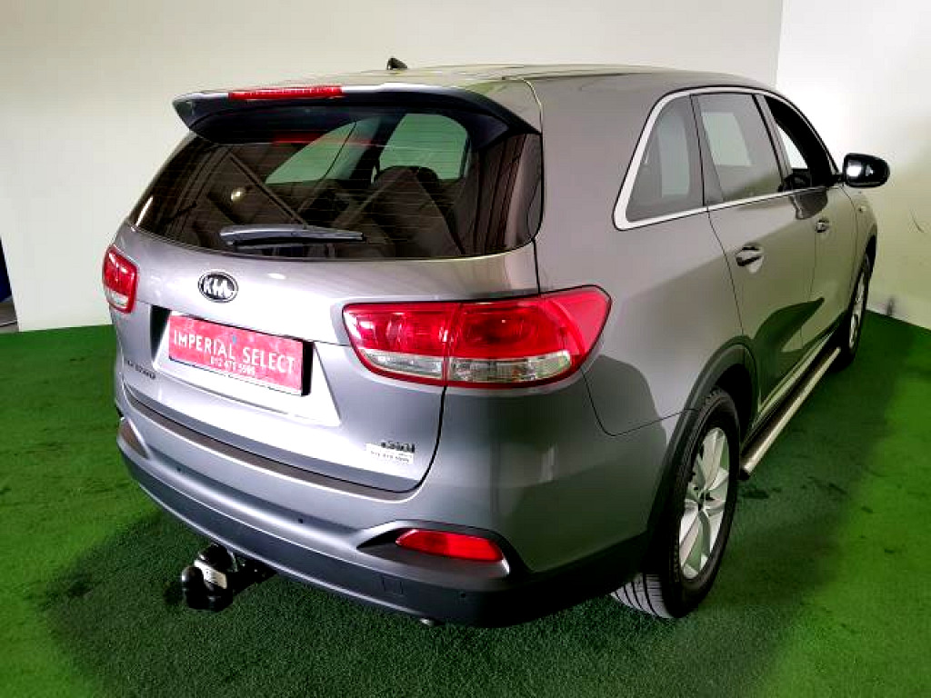 2018 SORENTO 2WD 2.2D AT 5 SEATER LS
