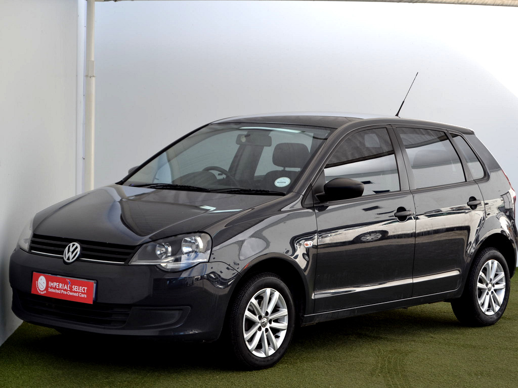 2015 VW POLO VIVO GP 1.4 CONCEPTLINE