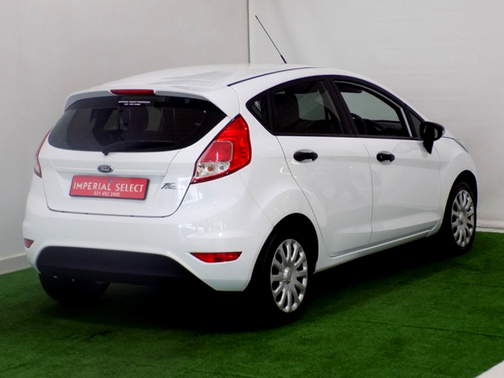 2017 FORD FIESTA 1.4 AMBIENTE 5DR