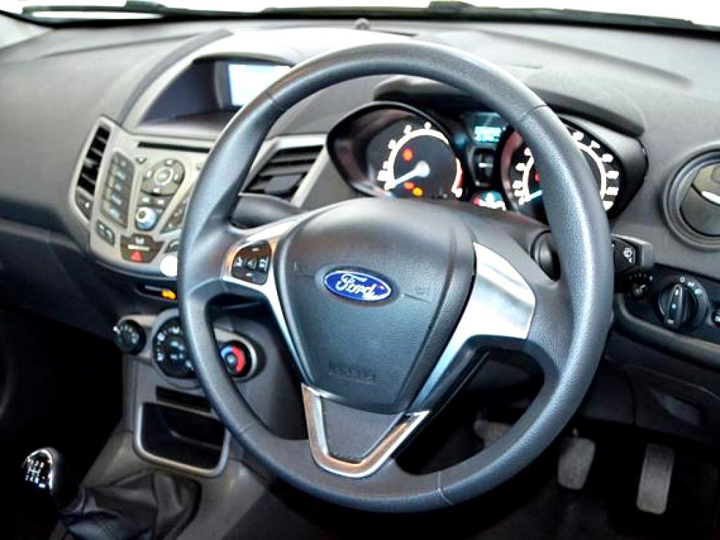 2017 Ford Fiesta 1.4 Ambiente