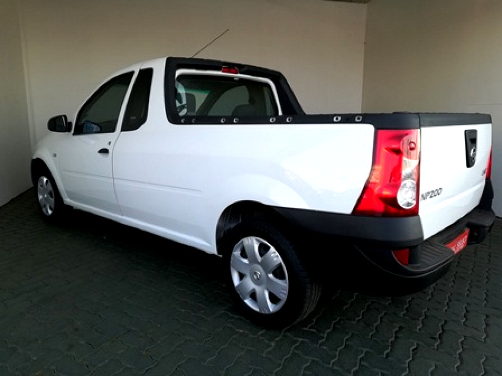 2015 NISSAN NP200 1.5 DCi