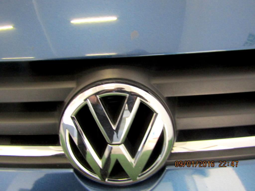 2017 VW POLO VIVO GP 1.6 COMFORTLINE 5DR