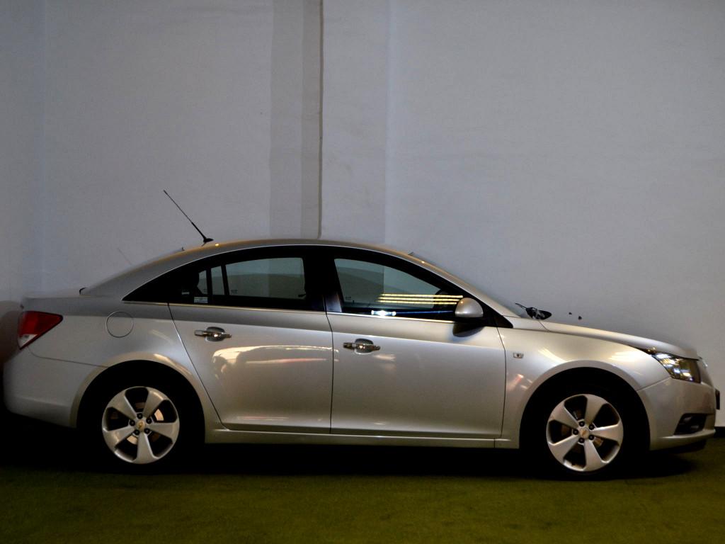 2012 Chevrolet Cruze 1.8 LT A/T