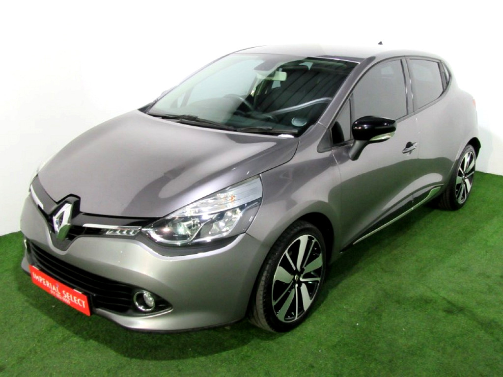 2015 renault clio 4 0 8 turbo dynamique at imperial select the glen. Black Bedroom Furniture Sets. Home Design Ideas