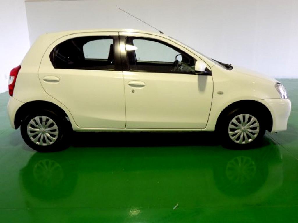 2014 Toyota Etios 1.5 XS 5Dr