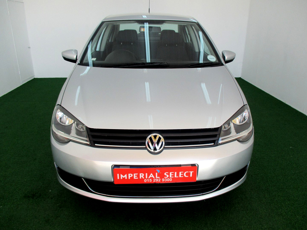 2016 VOLKSWAGEN POLO VIVO SEDAN 1.4 TRENDLINE TIPTRONIC